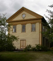 Hamlin Hill Meeting House (2004)