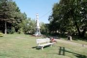 Memorial Park in Corinna (2002)