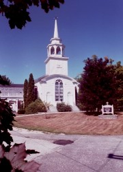 Church in Cumberland Center (2001)