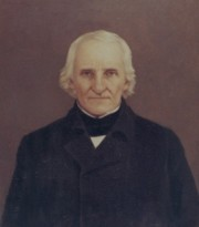 Governor Nathan Cutler (courtesy Maine State Archives)