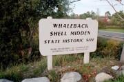 Whaleback Shell Midden Sign (2002)