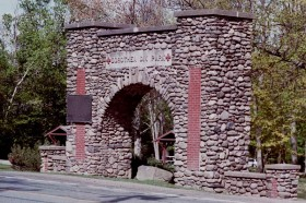 Dorothea Dix State Park in Hampden