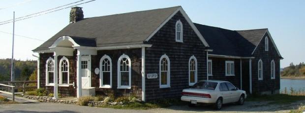 Deer Isle Library (2003)