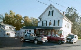 """""""The Maine Store"""" in the Village (2002)"""