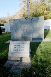 Veterans Memorial in Detroit (2002)