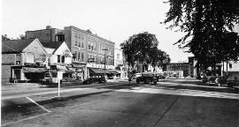 Maine Street Brunswick, c. 1947