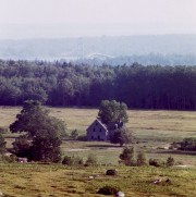 Deer Isle Bridge from Sedgwick (2001)
