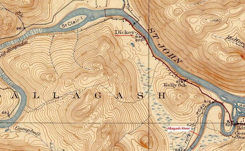Dickey Lincoln Maine An Encyclopedia