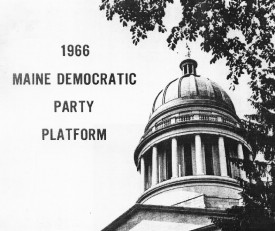 Image from the 1966 Platform Document