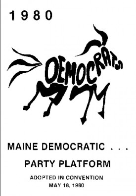 Logo on the 1980 Platform Publication