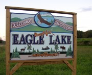 Sign: Welcome to Eagle Lake (2003)