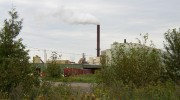 Huber Engineered Wood Mill (2003)