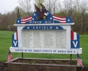 Enfield Veterans Memorial (2005)