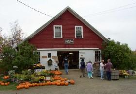 Barn Store at the Apple Farm (2003)