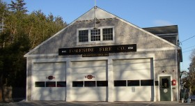 Falmouth Foreside Fire Station (2003)