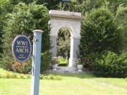 World War I Veterans Memorial Arch (2003)