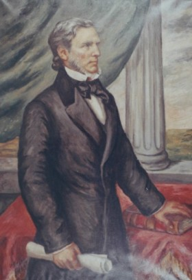William Pitt Fessenden, courtesy Maine State Museum