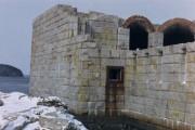 Fort Popham Detail (2001)