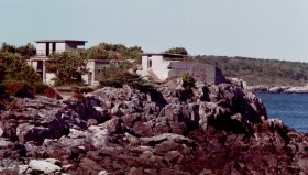 Some Remaining Buildings at Fort Williams (2001)