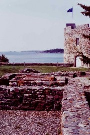 Johns Bay from Fort William Henry (2001)