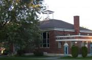 University's Waneta Blake Library (2003)