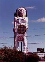 Huge Indian in Freeport (2001)