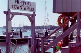 Town Landing in South Freeport (2001)