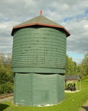 Water Tank on the B&A Line (2003)