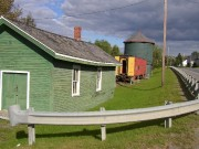 Railroad Museum, Frenchville (2003)