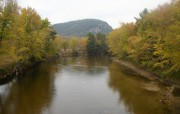 Saco River, Mt. Tom in Background (2004)