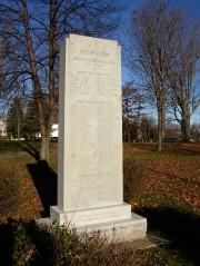 Veterans Memorial in City Park (2005)
