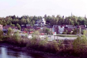Gardner Downtown near the Kennebec (2001)
