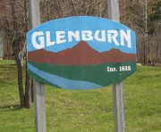 Sign: Glenburn, Inc. 1822 (2005)