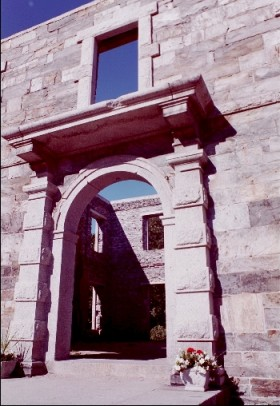 Entrance Detail (2001)