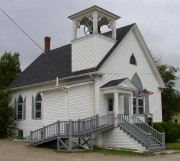 Church in South Gouldsboro (2004)