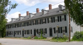 Row Houses on Second Street (2004)