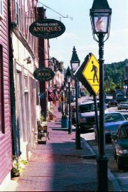 Downtown Hallowell (2001)
