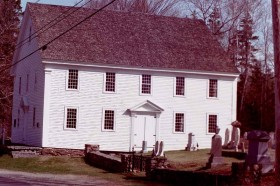 Harrington Meeting House (2001)