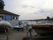 Boat Service at Long Lake in Harrison Village (2004)