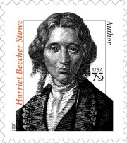Harriet Beecher Stowe Postage Stamp