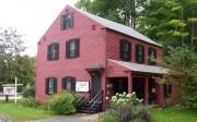Salmon Falls Village Library in Hollis Center (2003)