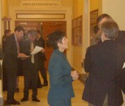 Lobbyists Outside the House of Representatives (2004)