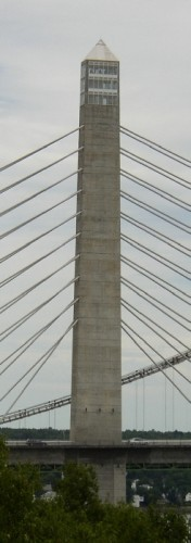 New Bridge Observation Tower (2007)