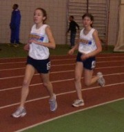 Girls Indoor Track (2004)