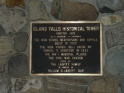 Historical Plaque (2003)