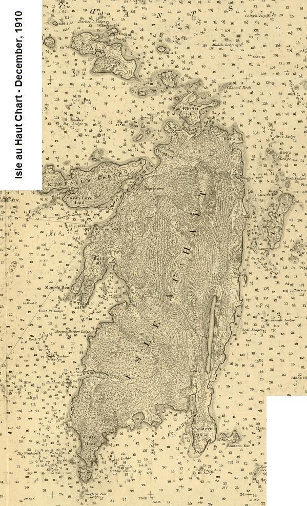 Isle au Haut Maine An Encyclopedia