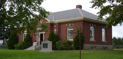 Jonesport's Peabody Memorial Library