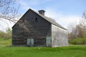 Barn at Rufus Jones' Birthplace (2004)