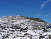 The Tableland with Baxter and South Peaks