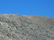 Hikers Atop Baxter Peak